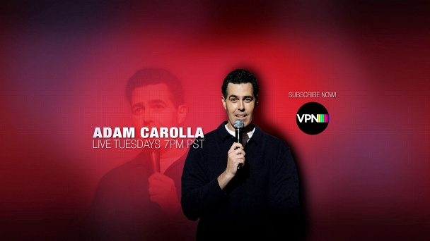 Adam Carolla (YouTube)