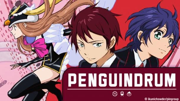 Penguin Drum