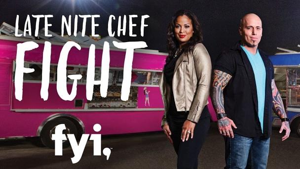 Late Nite Chef Fight