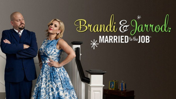 Brandi and Jarrod: Married to the Job