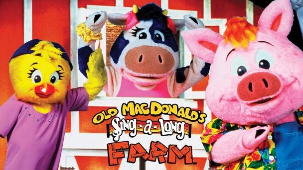 Old MacDonald's Sing-A-Long Farm