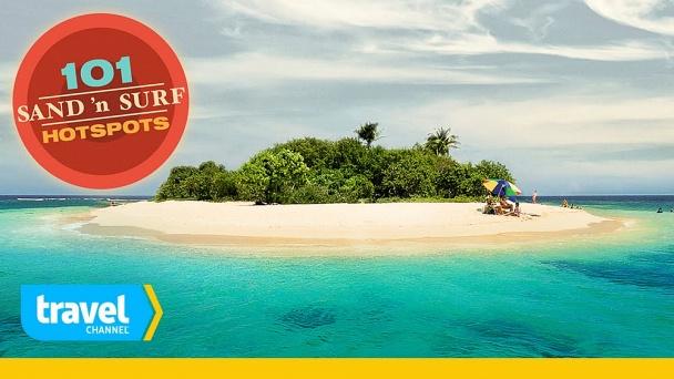 101 Sand n' Surf Hotspots