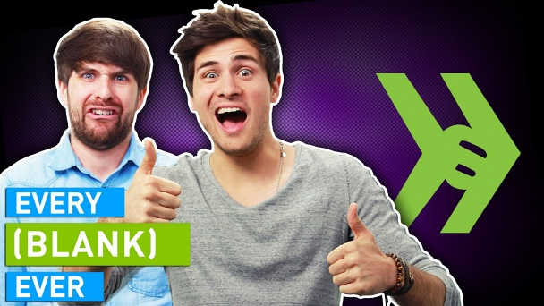 10 Years of SMOSH! 2005 - 2015