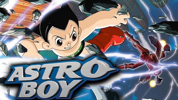 Astro Boy (2004)