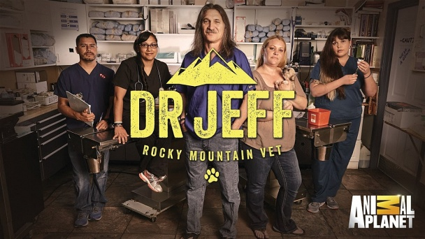 Dr. Jeff Rocky Mountain Vet
