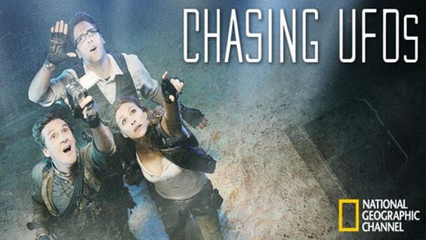 Chasing UFOs