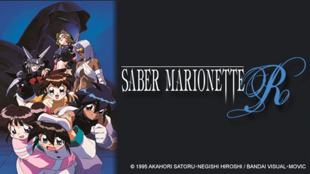 Saber Marionette R