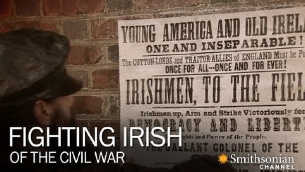 Fighting Irish of the Civil War