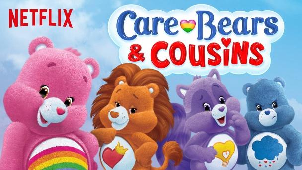 Care Bears & Cousins