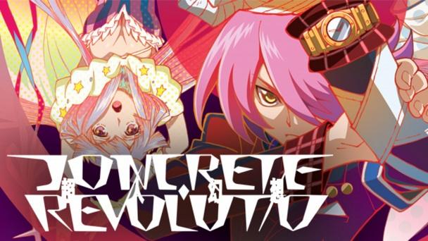 Concrete Revolutio