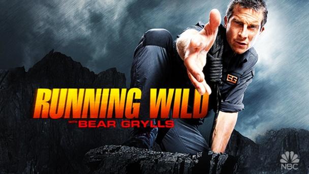 Running Wild with Bear Grylls