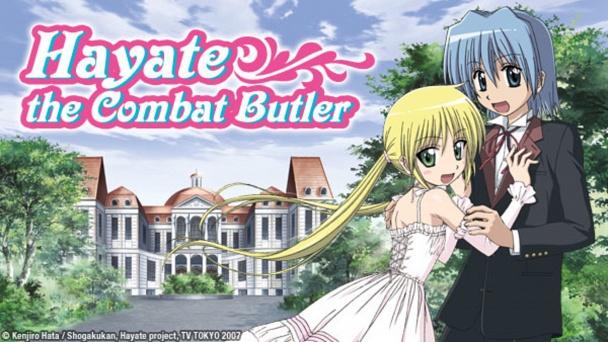 Hayate the Combat Butler!