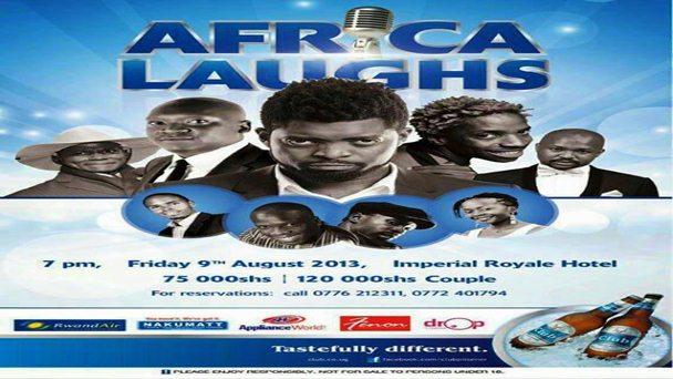 Africa Laughs