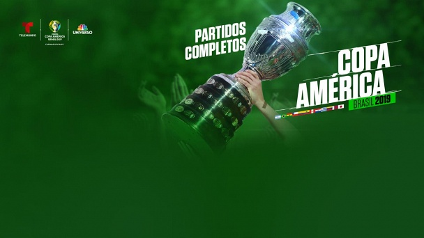 2019 Copa América: Partidos Completos