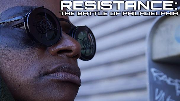 Resistance: the battle of philadelphia