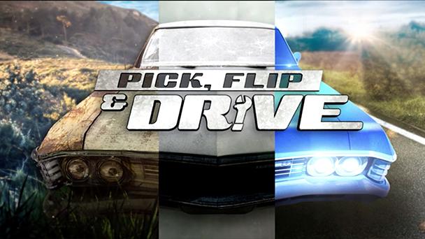 Pick, Flip & Drive