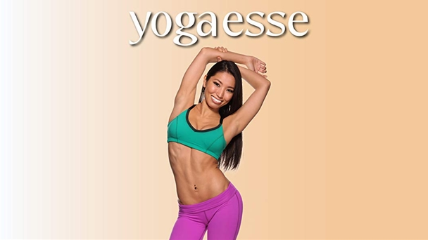 Yogaesse: Power Yoga Poses for Weight Loss | fitness workouts with Waka Yogi