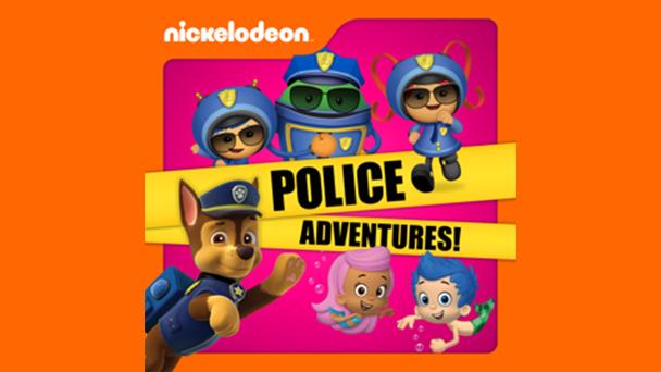 Nick Jr. Police Adventures